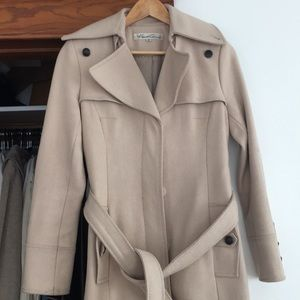 Gorgeous Kenneth Cole wool coat